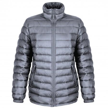 Geaca dama Ice Bird Padded Jacket, gri, marime XL