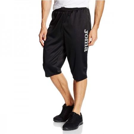 Pantalon 3/4 Joma Luxor Pirate negru