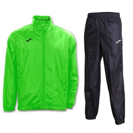 Trening Joma fas Wind verde fluorescent-negru