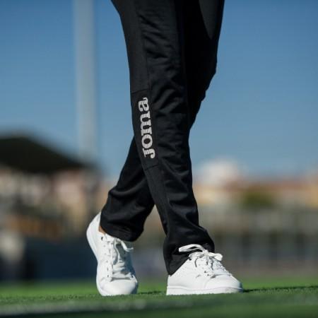 Trening dama Joma Champion IV bluza negru/orange, pantalon negru