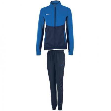 Trening dama Joma Essential, microfibra, albastru/bleumarin