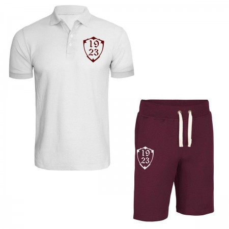 Set tricou si pantalon Rapid 1923 echipament fotbal suporter