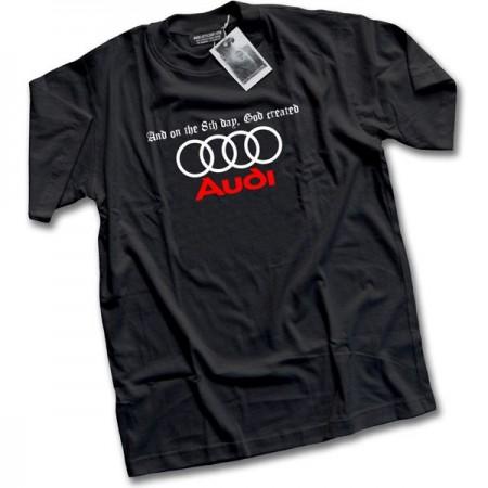 Tricou Audi