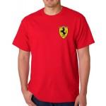 Tricou suporter Ferrari
