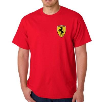 Tricou Ferrari