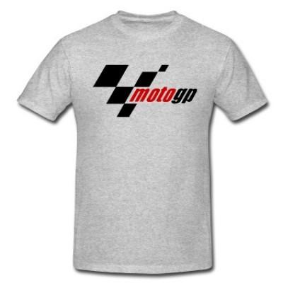Tricou suporter Moto GP, gri, marimea XL