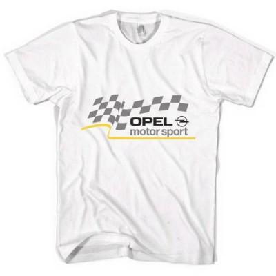 Tricou Opel Motorsport
