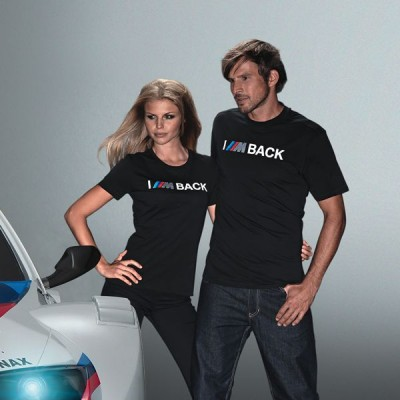 Tricou BMW M Power I'm Back