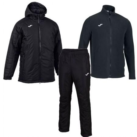 Echipament Joma de iarna Cervino, geaca, pantalon, bluza fleece