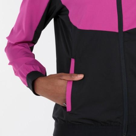 Trening dama Joma Essential, microfibra, negru/magenta