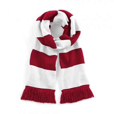 Fular suporter Liverpool rosu-alb