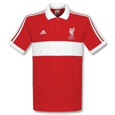 Tricou polo adidas FC Liverpool