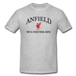 Tricou Liverpool Anfield YNWA