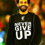 Tricou Liverpool Never Give UP