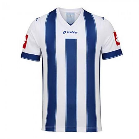 Tricou Lotto Vertigo Evo, fotbal, alb/albastru