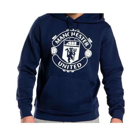 Hanorac copii Manchester United, bleumarin