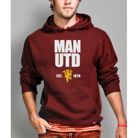 Hanorac Manchester United MAN-UTD visiniu
