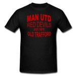 Tricou Manchester United - Old Trafford