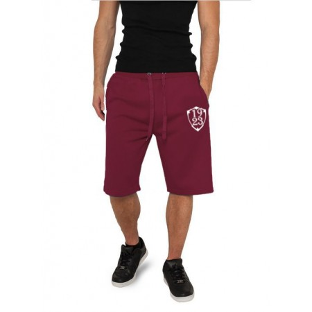 Pantaloni 3/4 Rapid 1923 visiniu
