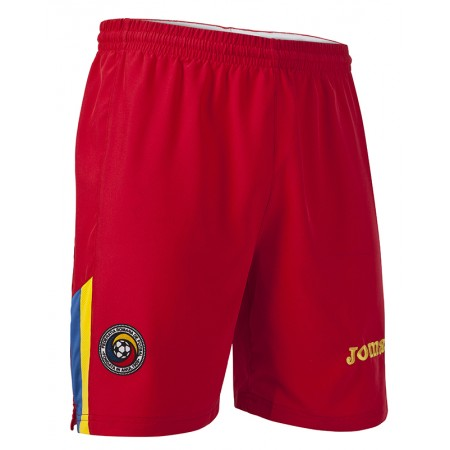Short Nationala Romania rosu