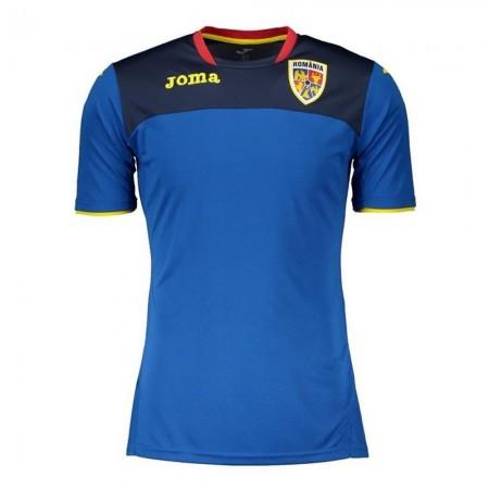 Tricou antrenament Nationala Romania, albastru
