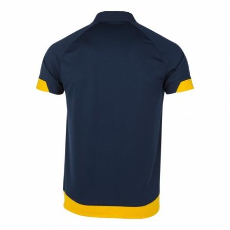 Tricou polo Nationala fotbal Romania bleumarin