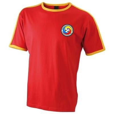 Tricou suporter Romania
