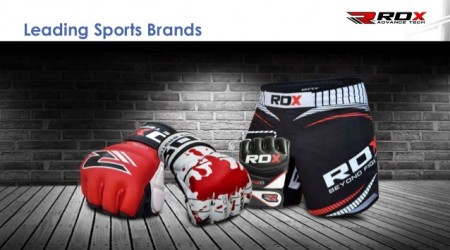 RDX BOXING & FITNESS GEAR