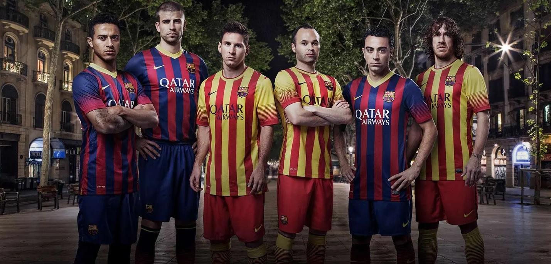 Echipament FC Barcelona