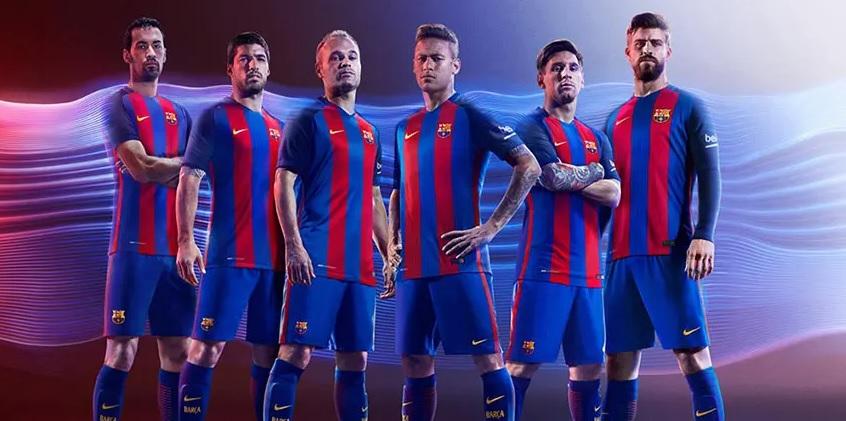 tricouri barcelona 7